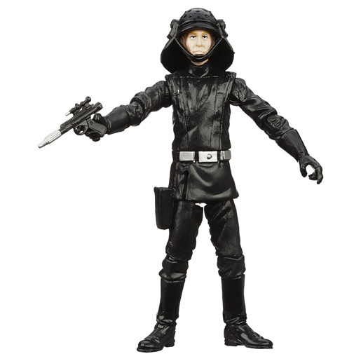 Star Wars Black Series 9.5cm Figure - Imperial Navy Commander - Damaged Packaging