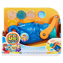 Go Jetters G.O. Force Weather Blaster