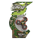 Finger Spinz Camo Toy with Accessories -  Red