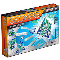 Geomag Panels Magnetic Construction Set - 68 Pieces
