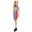 Barbie Fashionistas Stripy Dress