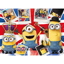 Ravensburger Minions Movie XXL 100 Pieces Jigsaw Puzzle