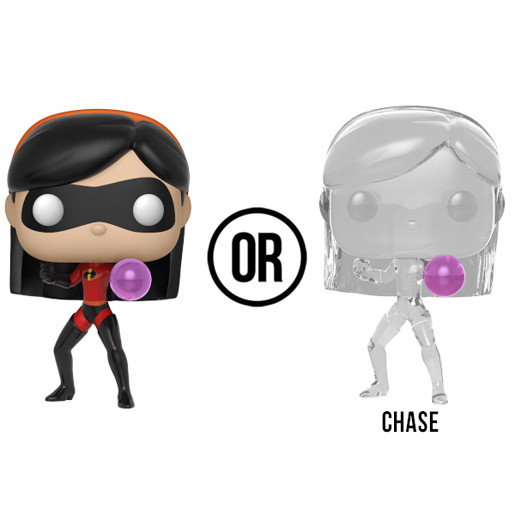 Funko Pop! Disney: The Incredibles 2 - Violet (Styles Vary)