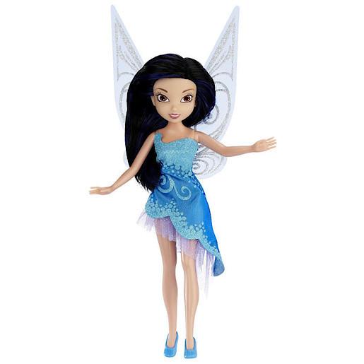 Disney Fairies Classic Fashion 23cm Doll - Silvermist