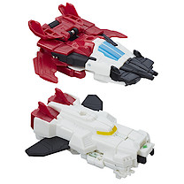 Transformers: Robots in Disguise Combiner Force Crash Combiners - Skysledge and Stormhammer