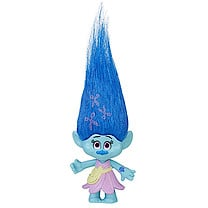 DreamWorks Trolls Maddy Collectible Figure with Printed Hair