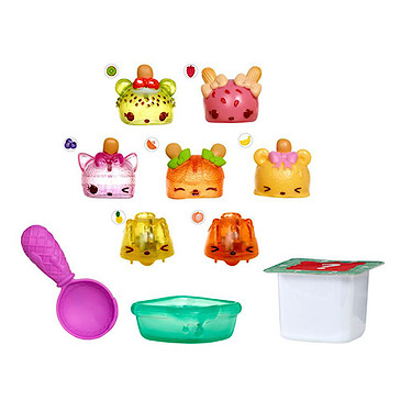 Num Noms Series 2 Deluxe Pack Freezie Pops Family The