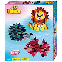Hama Diamond Animals Activity Set