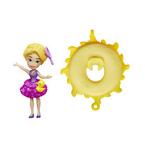 Disney Princess Little Kingdom Floating Cutie Doll - Rapunzel