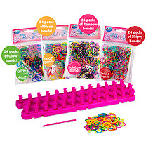 Link-a-Loom Bundle with 24100 Loom Bands