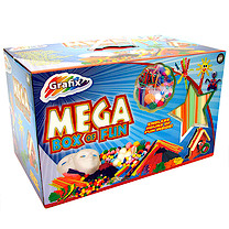 Grafix Mega Box of Fun Craft Set