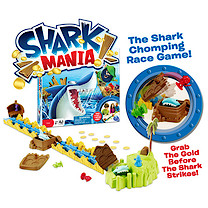 Shark Mania Race Game