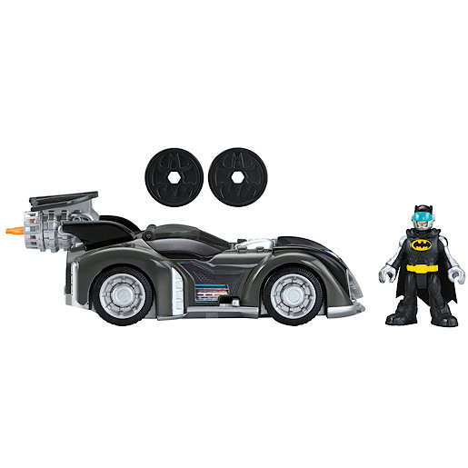 Fisher-Price Imaginext DC Super Friends - Batmobile
