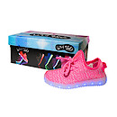 Light and Sole LED Pink Shoes - Size 13 Junior