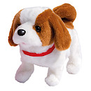 Pitter Patter Pets Playful Puppy Pal - Brown & White