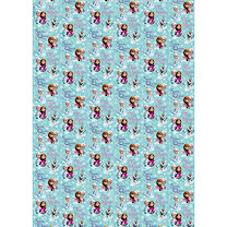 Disney Frozen Gift Wrapping Paper - 2 metres