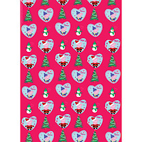 Peppa Pig Christmas Roll Wrap - 4 metres