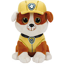 Ty Paw Patrol Soft Toy - Rubble