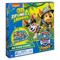 Paw Patrol 3D Zip Lines And Ladders