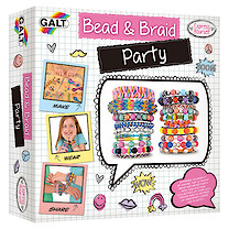 James Galt Bead & Braid Party