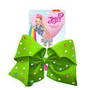 JoJo Siwa 20cm Signature Multi Colored Rhinestone Bow And Necklace Set -Green