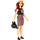 Barbie Fashionistas Leopard Print Skirt