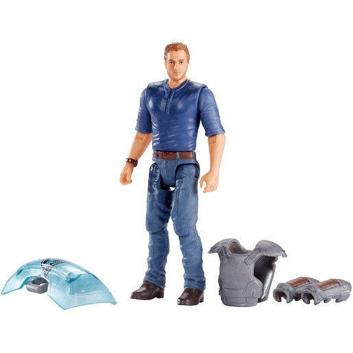 Jurassic World Figure - Dinosaur Trainer Owen