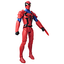 Marvel Spider-Man Titan Hero Series Web Warriors - Spyder Knight