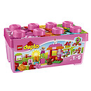 LEGO Duplo Pink All-In-One Box of Fun - 10571