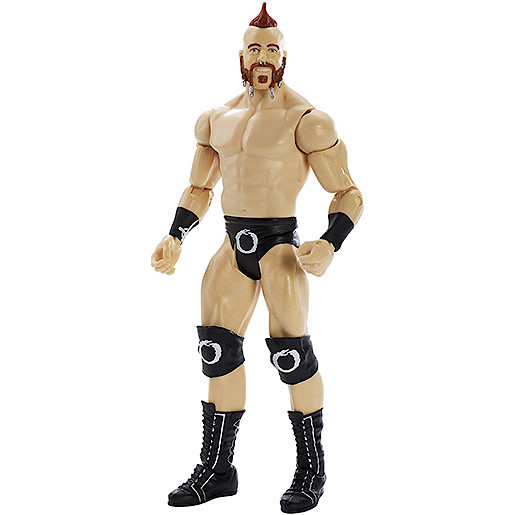 WWE Superstar Sheamus Action figure