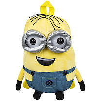 Despicable Me 3 Dave Plush Backpack