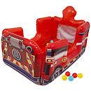 Paw Patrol Marshall Vehicle Ball Pit With 10 Balls