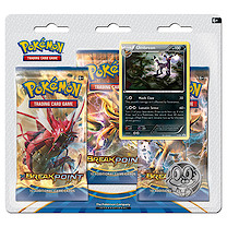 Pokemon XY9 Break Point Triple Booster Pack - Umbreon