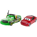 Disney Pixar Cars 3 - Chick Hicks with Headset