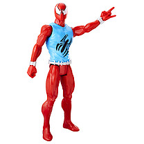 Marvel Spider-Man Titan Hero Series Web Warriors - Scarlet Spider