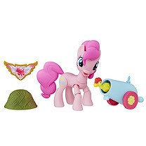 My Little Pony Guardians of Harmony Figures - Pinkie Pie