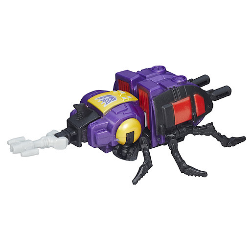 Transformers Generations Combiner Wars Insecticon Bombshell Figure