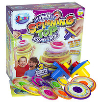 Jacks Ultimate Spinning Tops Challenge Game
