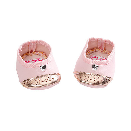 Baby Annabell Shoes  Pink