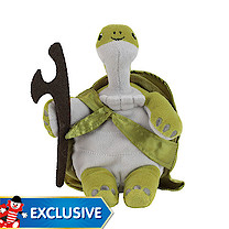 Kung Fu Panda 3 Beanie Soft Toy - Oogway