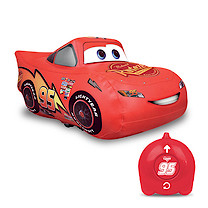Disney Pixar Cars 3 Radio Control Inflatable Lightning McQueen