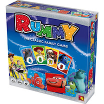 Disney Rummy Card Game