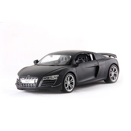 114 Remote Control Car  Black Audi R8 GT