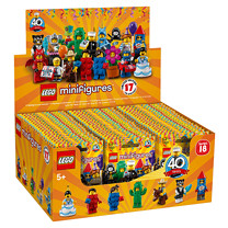 LEGO Minifigures Series 18 Party Bundle - 60 Packs