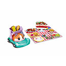 Zuru Hamsters in a House Food Frenzy Pinic Basket Buggie - Orange