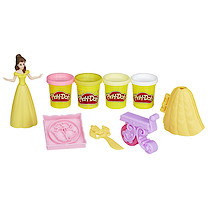 Play-Doh Be Our Guest Banquet Featuring Disney Princess Belle