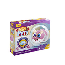 Pitter Patter Pets Busy Little Hamster - Pink