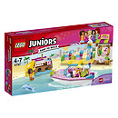 LEGO Juniors Friends Andrea & Stephanie's Beach Holiday - 10747