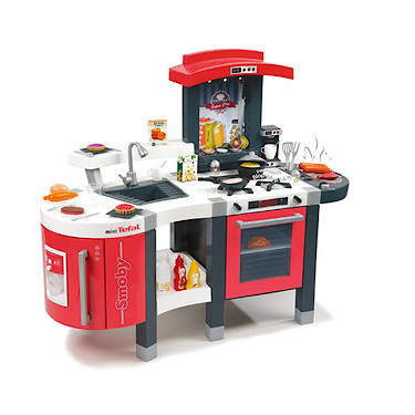 smoby tefal kitchen super chef playset the entertainer the entertainer. Black Bedroom Furniture Sets. Home Design Ideas
