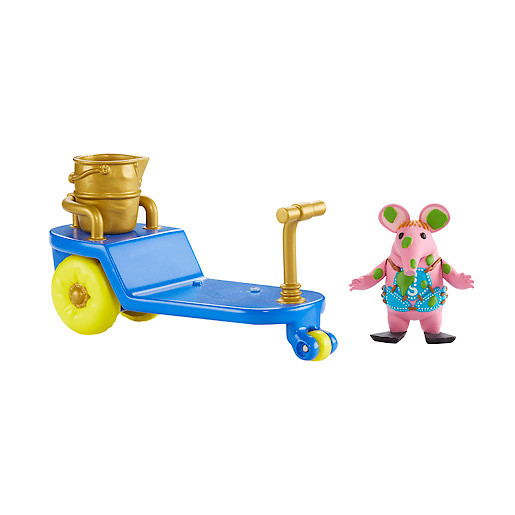 Image of Clangers Small With Soup Trolley
